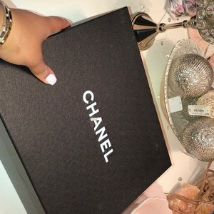 """Chanel """"high boots"""" (all black ! NO TRADES."""